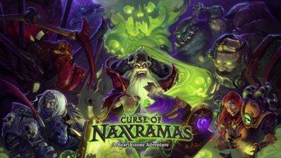 La Malédiction de Naxxramas - Une aventure HearthStone