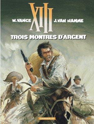 XIII - Tome 11 : Trois montres d'argent - Vance & Van Hamme