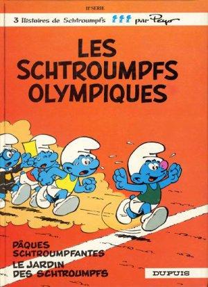 Les Schtroumpfs Olympiques - Peyo