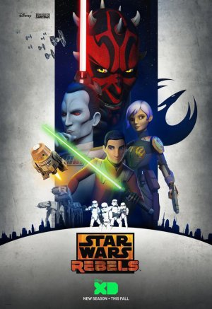 Star Wars Rebels - Saison 3