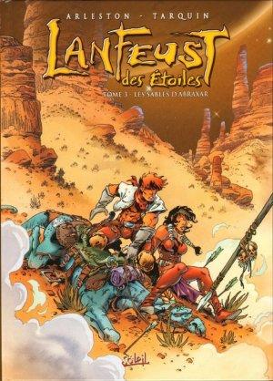 Lanfeust des Etoiles - Tome 3 : Les Sables d'Abraxar - Arleston & Tarquin