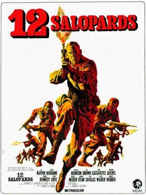 Les Douze  Salopards - Robert Aldrich