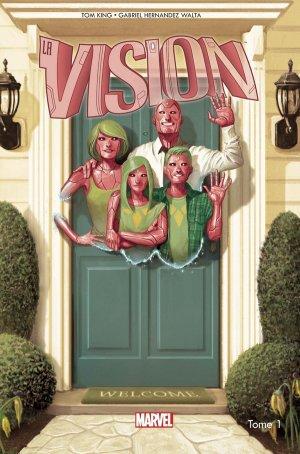 La Vision - Tome 1 : Un peu moins qu'un homme