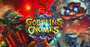 Gobelins & Gnomes - Une extension HearthStone