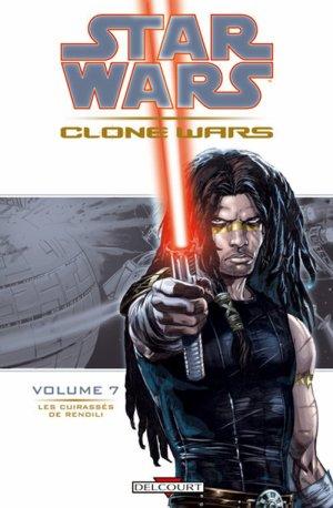 Star Wars - Clone Wars - Tome 7 : Les Cuirassés de Rendili