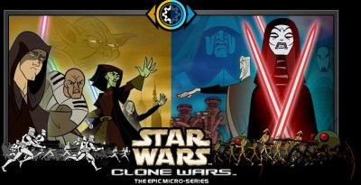 Star Wars : Clone Wars - Saisons 1 et 2 - Genndy Tartakovsky