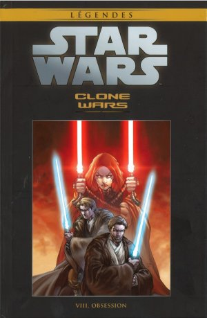 Star Wars - Clone Wars - Tome 8 : Obsession