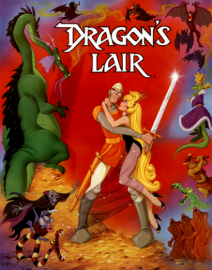 Dragon's Lair - Cinematronics