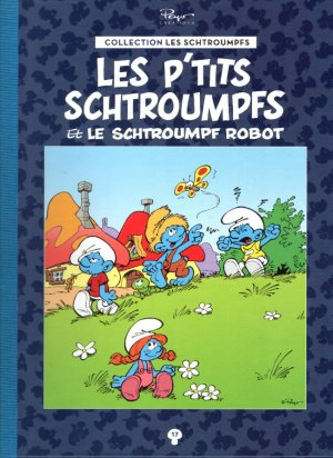 Les P'tits Schtroumpfs - Peyo