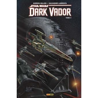 Dark Vador - Tome 4 : En bout de course