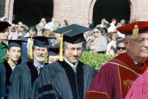 Vie de George Lucas - Etudes à l'USC