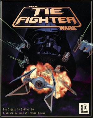 Star Wars : TIE Fighter - LucasArts