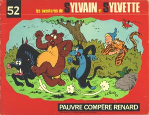 Sylvain et Sylvette - Maurice Cuvillier et Jean-Louis Pesch