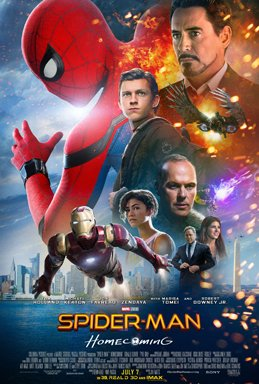 Spider-Man : Homecoming - Jon Watts