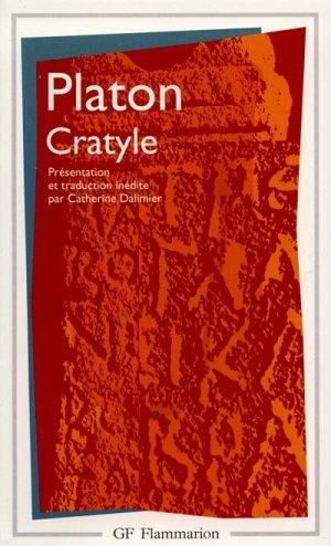Cratyle - Platon