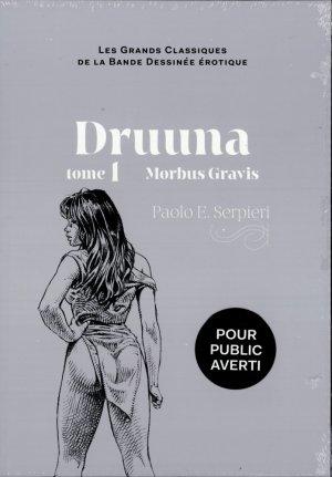 Druuna - Tome 1 : Morbus Gravis - Paolo E. Serpieri