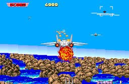 After Burner - Sega