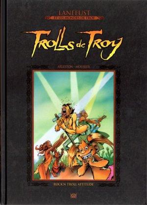 Trolls de Troy - Tome 8 : Rock'N Troll Attitude - Arleston & Mourier