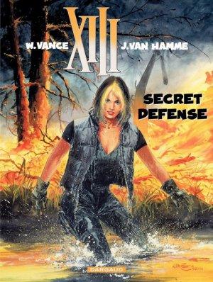 XIII - Tome 13 : Secret Défense - Vance & Van Hamme