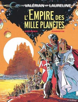 Valérian - Tome 2 : L'Empire des mille planètes - Christin & Mézières