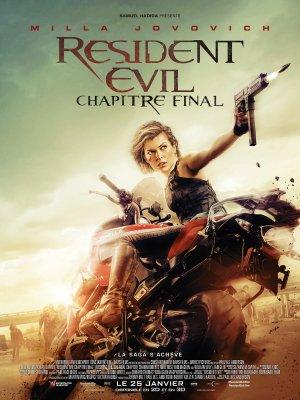 Resident Evil : Chapitre final - Paul W.S. Anderson