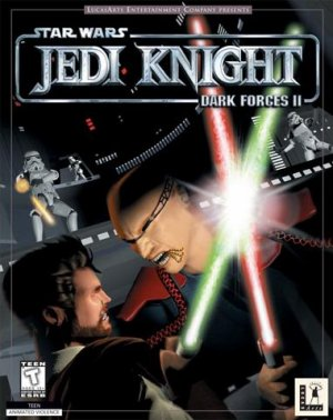 Star Wars : Jedi Knight - LucasArts