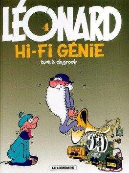 Léonard : Hi-Fi Génie - Turk & De Groot