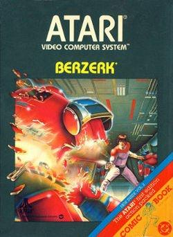 Berzerk - Stern Electronics