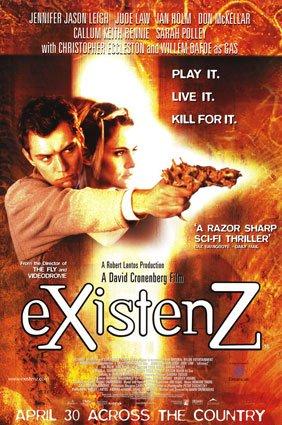 EXistenZ - David Cronenberg