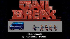 Jail Break - Konami