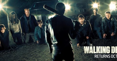 The Walking Dead - Saison 7