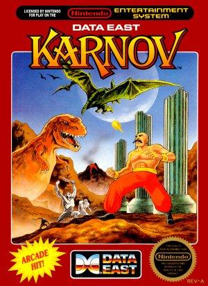 Karnov - Data East