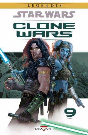 Star Wars - Clone Wars - Tome 9 : Le Siège de Saleucami