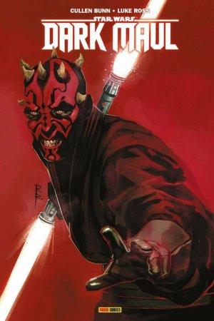 Star Wars - Dark Maul : Soif de sang - Cullen Bunn & Luke Ross