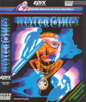 Winter Games - Epyx