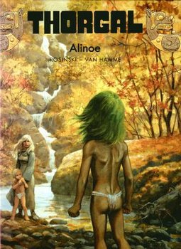Thorgal - Tome 8 : Alinoé - Rosinski & Van Hamme
