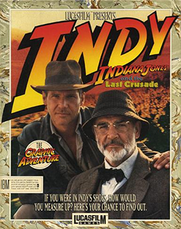 Indiana Jones and the Last Crusade - The Graphic Adventure - LucasArts