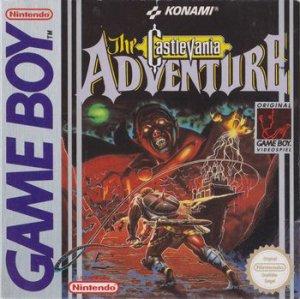 Castlevania : The Adventure - Konami