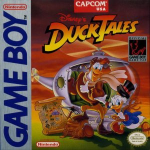 Disney's Duck Tales - Capcom