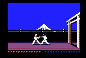 Karateka - Broderbund Software