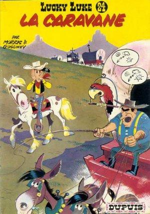 Lucky Luke  - La Caravane - Morris & Goscinny