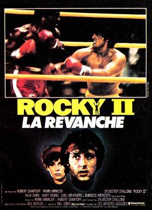Rocky 2 : La Revanche - Sylvester Stallone