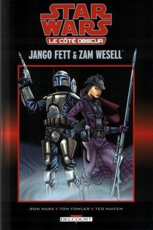 Star Wars - Le Côté Obscur - Tome 1 : Jango Fett et Zam Wesell