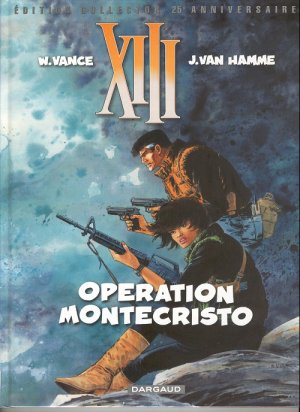 XIII - Tome 15 : Opération Montecristo - Vance & Van Hamme