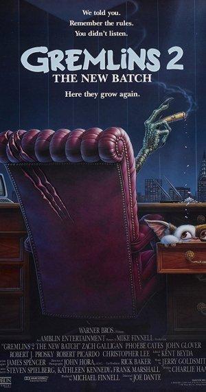 Gremlins 2 : La Nouvelle Génération - Joe Dante