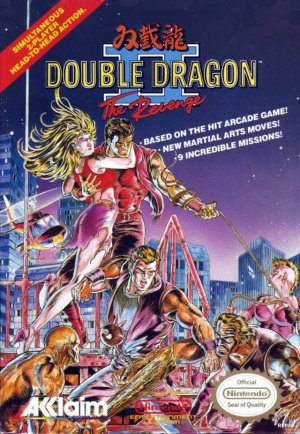 Double Dragon II  : The Revenge - Technos