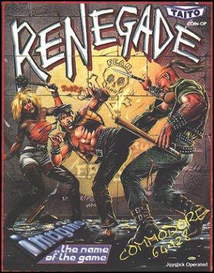 Renegade - Taïto
