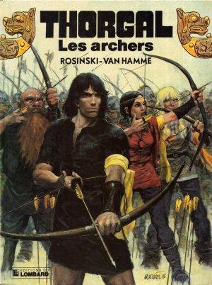 Thorgal - Tome 9 : Les Archers - Rosinski & Van Hamme
