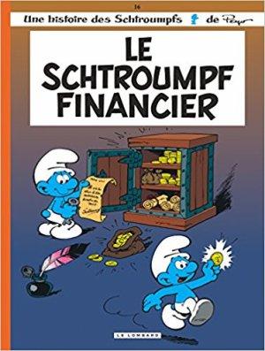 Le Schtroumpf financier - Peyo