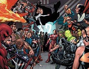 L'univers des comics Marvel - Récents développements